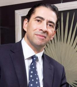 Gerald Karsenti, PDG HP France