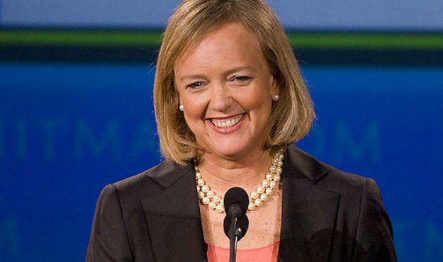 Meg Whitman, présidente et CEO de HP
