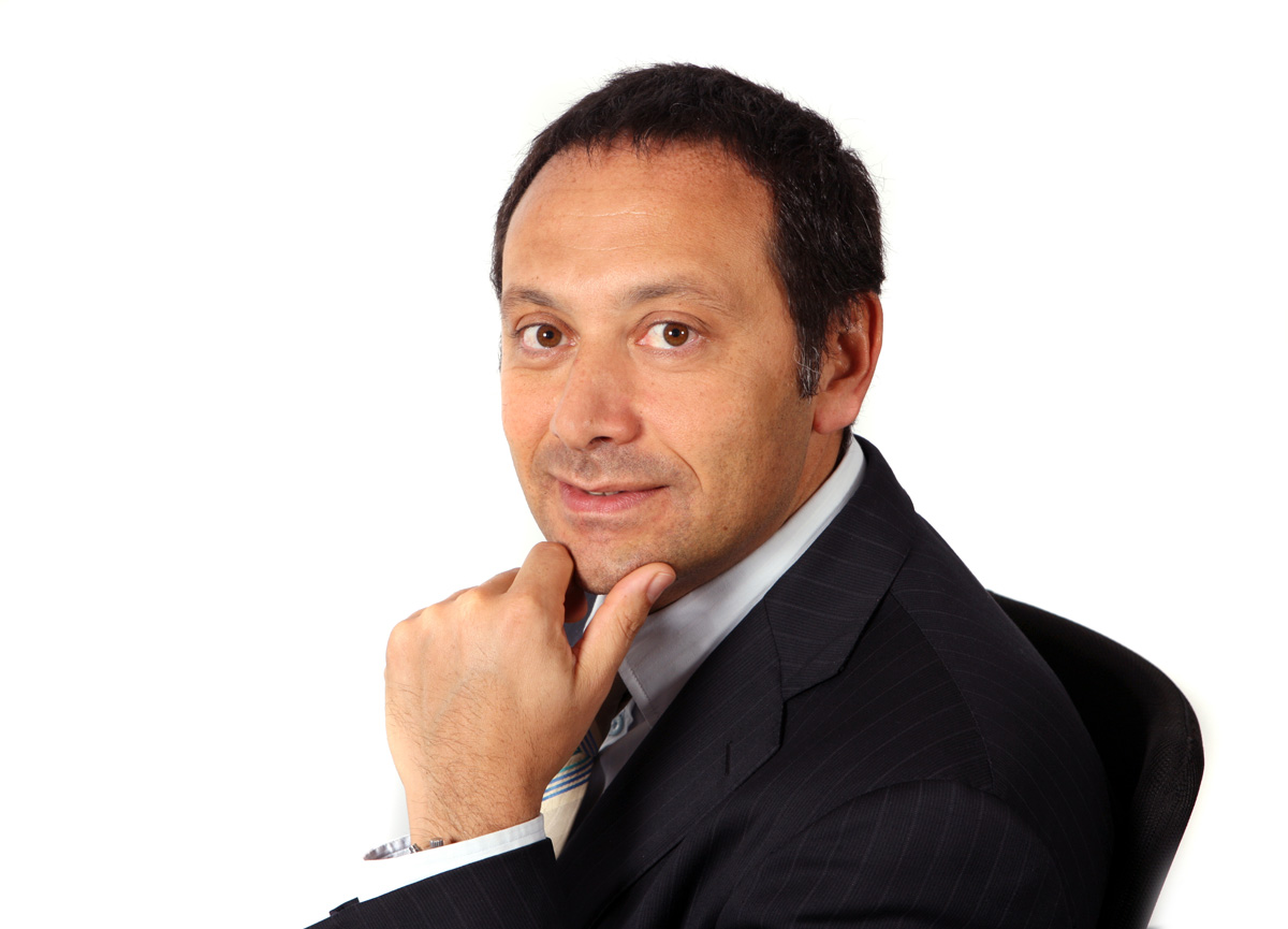Hervé Uzan, directeur général de VMware France