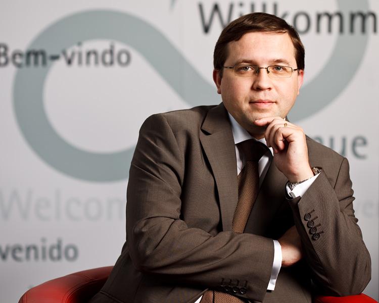 Didier Halbique, directeur channel Fujitsu