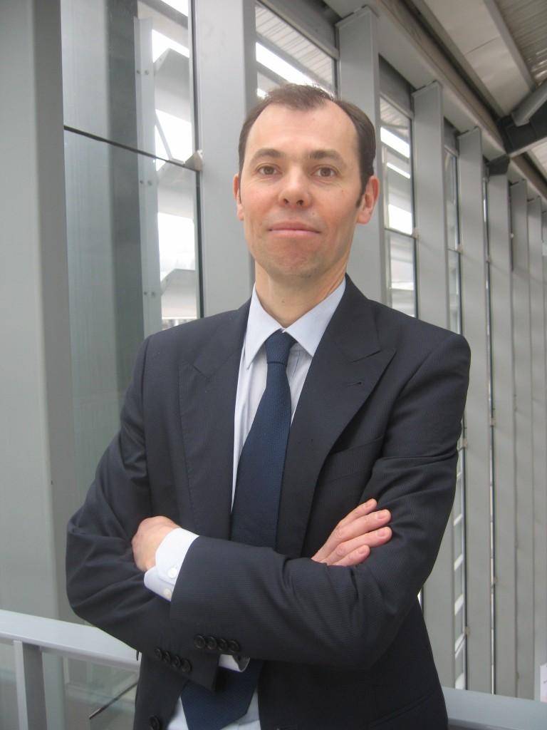 François-Pierre Marquier, directeurs des ventes indirectes chez Cegid
