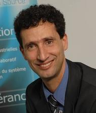 Patrick Bénichou, président d'Open Wide