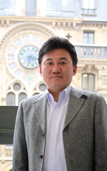 hiroshi mikitani ceo de rakuten et pierre kosciusko morizet priceminister font campus e. Black Bedroom Furniture Sets. Home Design Ideas