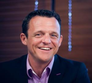 Laurent Fiard, Président de l'association Cluster Edit