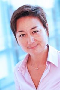 Isabelle Saint-Martin, chef de marché ERP Enterprise market Europe Sage