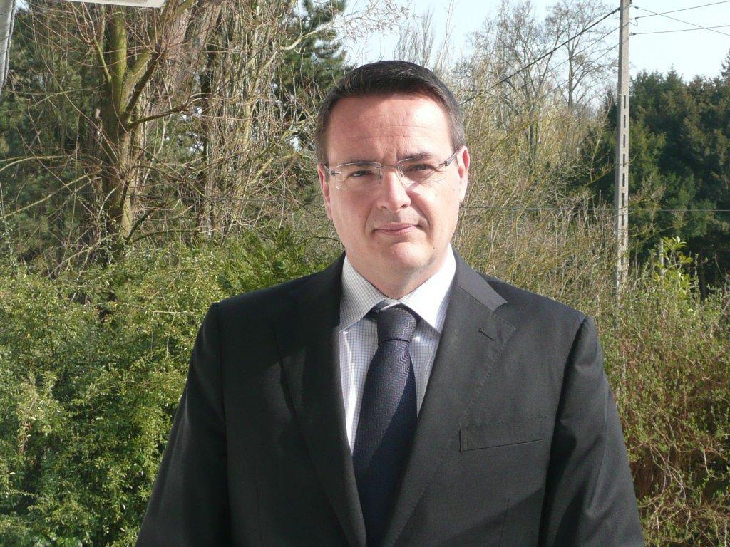 Thomas Pernodet, regional sales manager France d'Igel Technology.