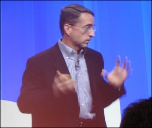 VMworld 2012, Barcelone,  Pat Gelsinger CEO