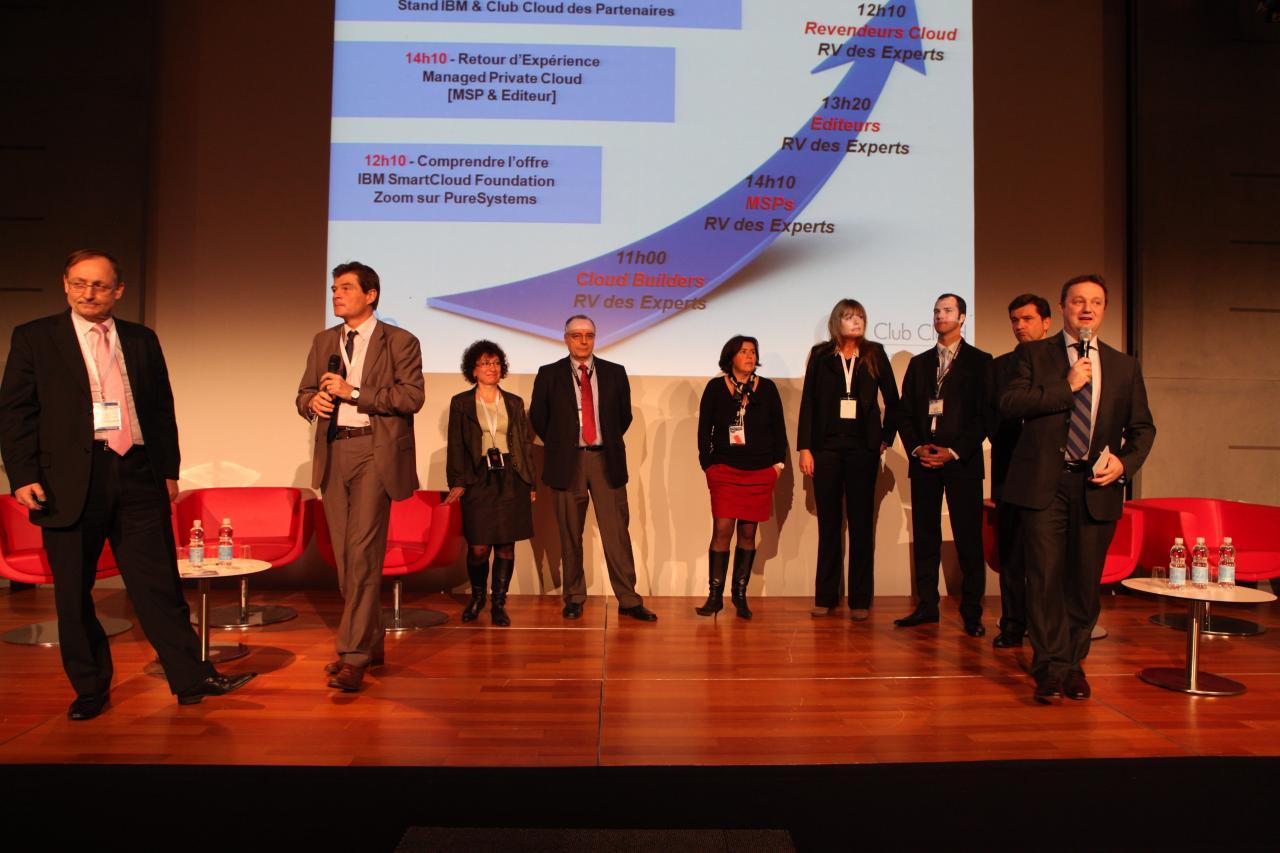 rencontres affaires 2012