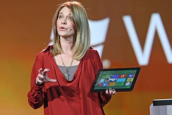 Tami Reller Microsoft