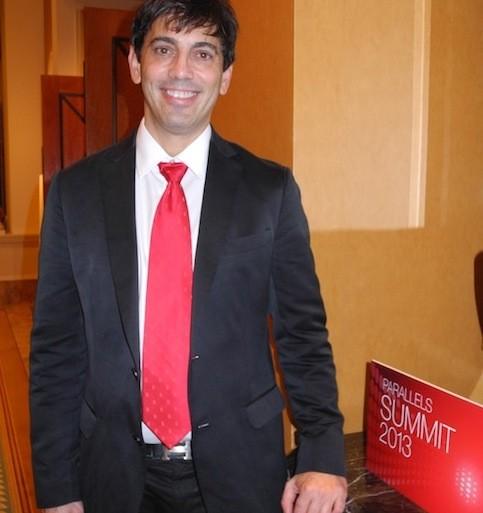 John Zanni Parallels directeur marketing de Parallels