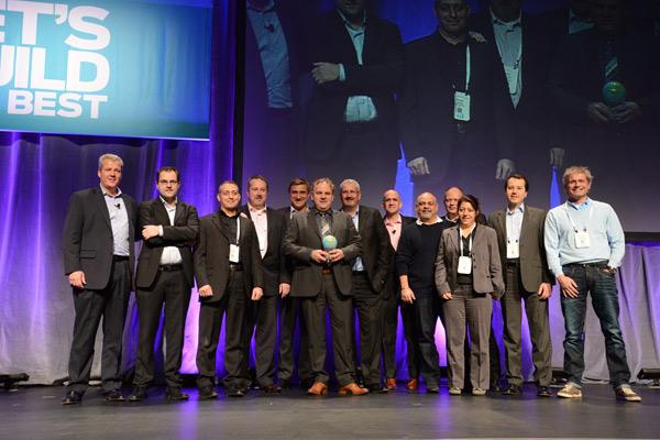Westcon distributeur EMEA 2012 de Juniper Networks
