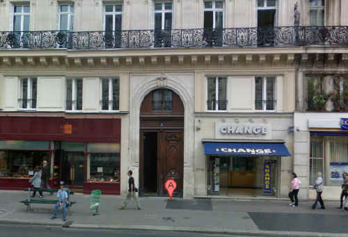 Tablettes evigroup change de nom et s installe paris - Bureau de change avenue de l opera ...