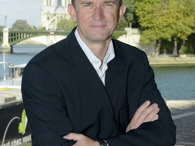 Gilles Pommier, vice-président channel EMEA de Veeam Software