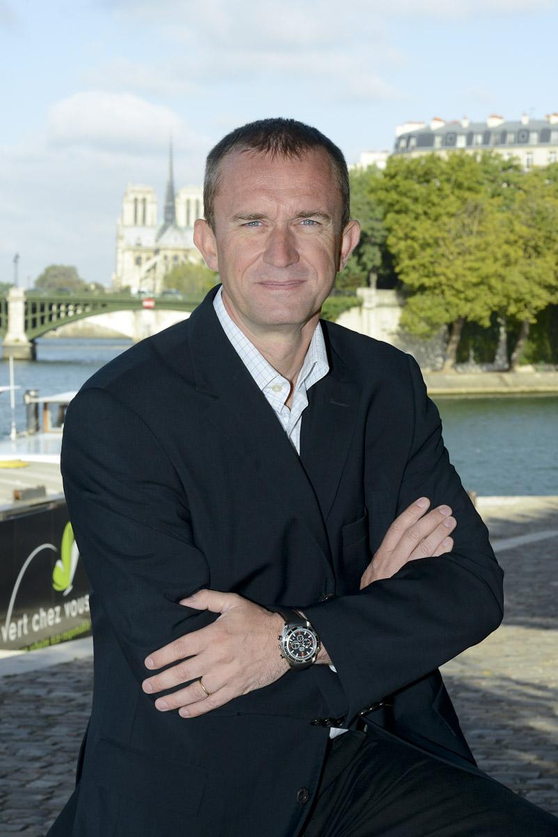 Gilles Pommier, vice-président channel EMEA de Veeam Software