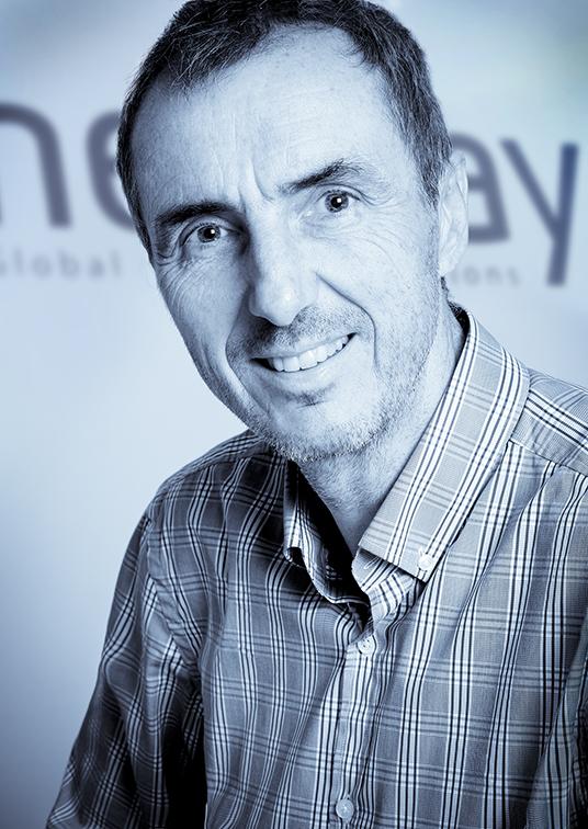 Gilles Ridel, président et fondateur de Nexway