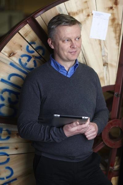 Tatu Valjakka, Responsable Produit Logiciel - Power Quality d'Eaton  EMEA