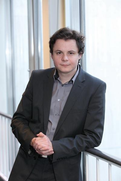 Anselme Laubier, chef de groupe IT chez GfK Consumer Choices France