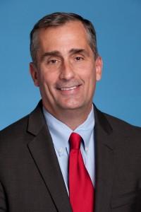 Brian Krzanich CEO Intel