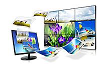 Solution d'affichage dynamique Samsung