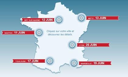 « Rendez-Vous d'Affaires » EBP 2013