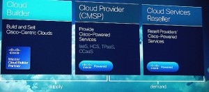 Cisco Cloud Programme