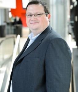 Arnaud Bertrand, Directeur Cloud Computing & Sécurité chez SFR Business Team