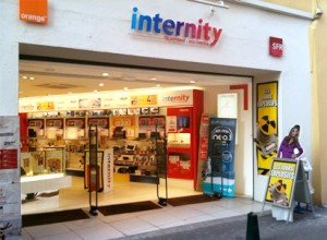 Magasin Internity Aix-en-Provence