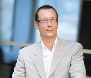 Jean-Daniel Beurnier, président directeur général d'Avenir Télécom