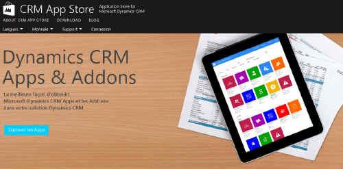 CRM app store Prodware