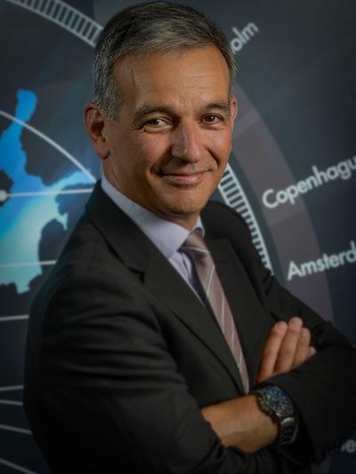 Dominique Colas, Directeur des opérations France d'Interxion