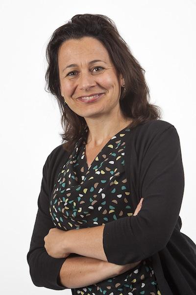 Charlotte Graire, VP worldwide sales & marketing, Netasq et Arkoon