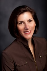 Sue Barsamian, senior vice president and general manager, indirect sales d'HP Enterprise Group.