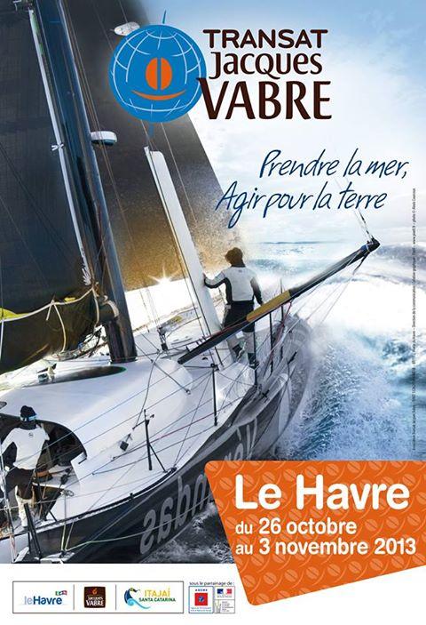 Transat Jacques Vabre 2013