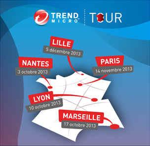 trend micro tour