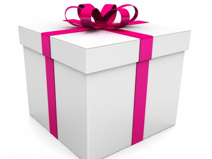 paquet cadeau shutterstock