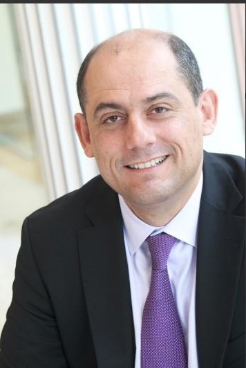 Christophe Fabre, Directeur Général d'Axway
