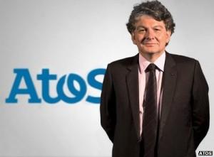Thierry Breton, PDG d'Atos, sur le point de racheter Perot Systems à Dell