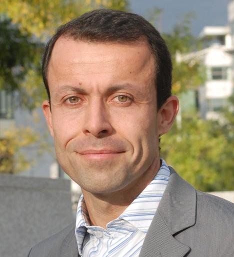 Gildas Leroy,Directeur Commercial au sein de sa division SMB de Sage