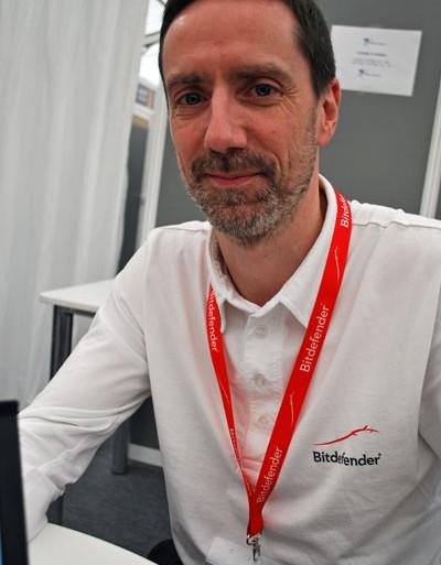 Stéphane Pacalet Profil