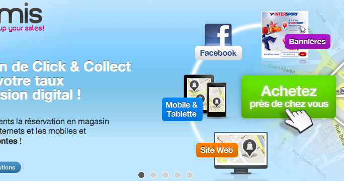 proximis click and collect
