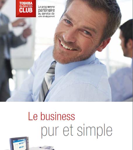 toshiba business club