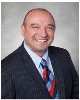 Davide Guerra Vice-Président des Ventes de la zone EMEA