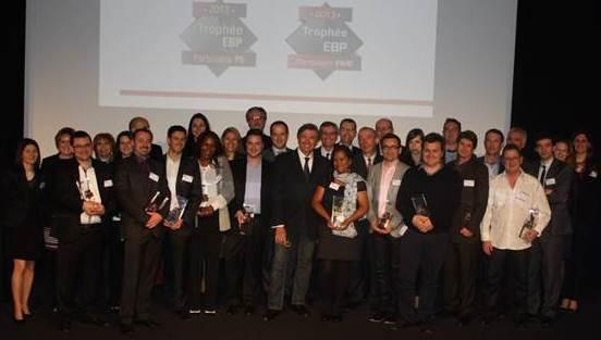 Trophées partenaires EBP 2013