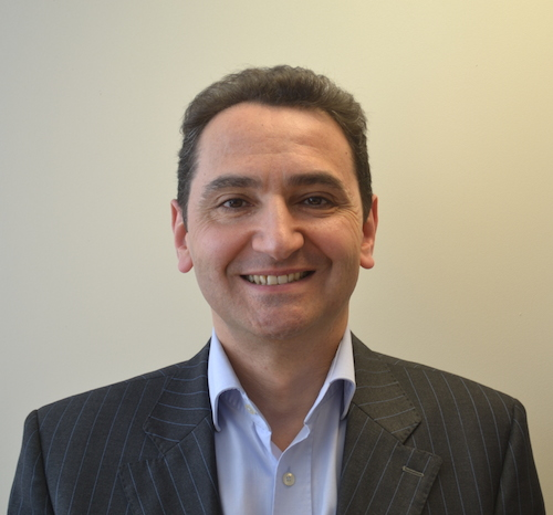 Jean-Yves Fabre-Darcourt general manager sales Europe