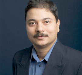 Partha Panda, vice-president of Global Channels & Alliances chez Trend Micro