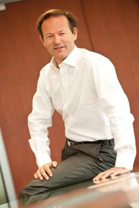 Antoine Henry, directeur général de Sage France
