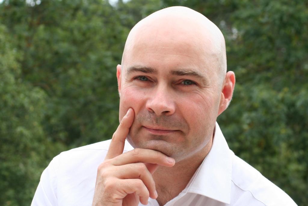 Eric Wanscoor, président de Qweeby
