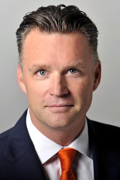 Christian Böing, PDG de Strato