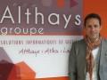 Frédéric Moine, PDG d'Althays