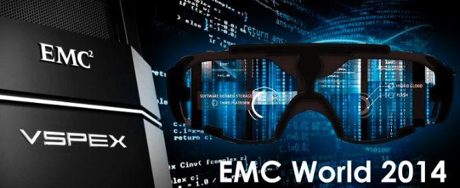 EMC Wolrd 2014 - 5 au 8 mai